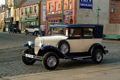 Vintage Badsworth Landaulette