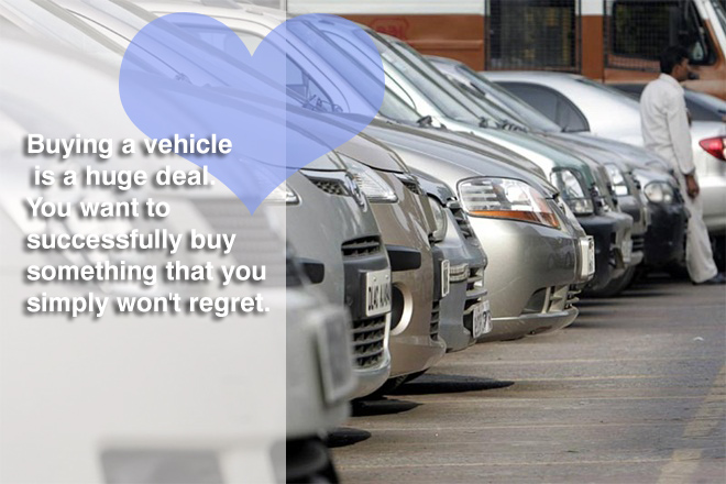 What You Should Keep in Mind When Vehicle Shopping