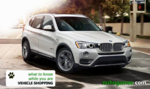 What To Know While You Are Vehicle Shopping