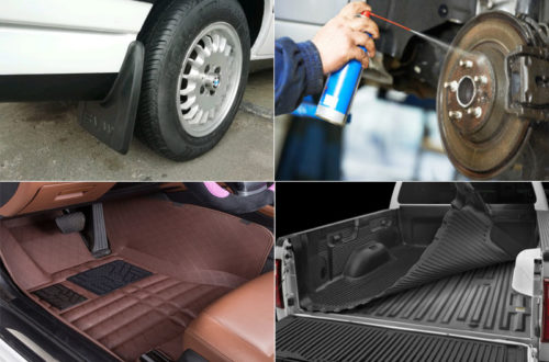 Accessories and Products, You Can Use to Protect and Better Your Vehicle