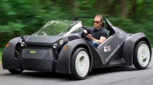 3D Printing Automotive Applications The Newest Projects Industry
