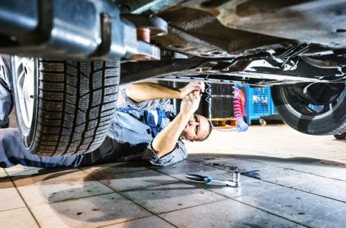 Auto Repair Sector Extremely Busy In The Winter Months