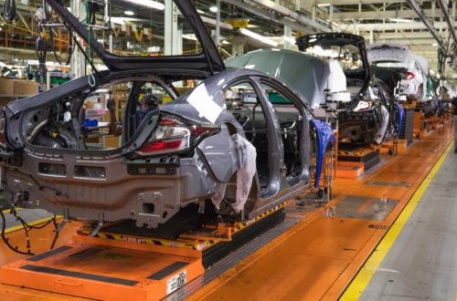 Automotive And Auto Parts Sector Car Industry Thailand 2018