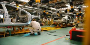 ERP, Computer Software For Automotive Industry Implementation System