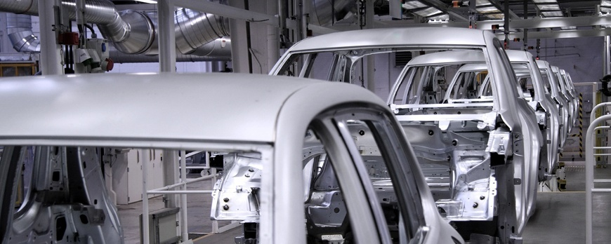 ERP (Enterprise Resource Preparing) Application In Textile Sector ERP For Automotive Industry