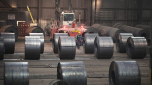 History Of US Steel Market Automotive Industry Financial Averages