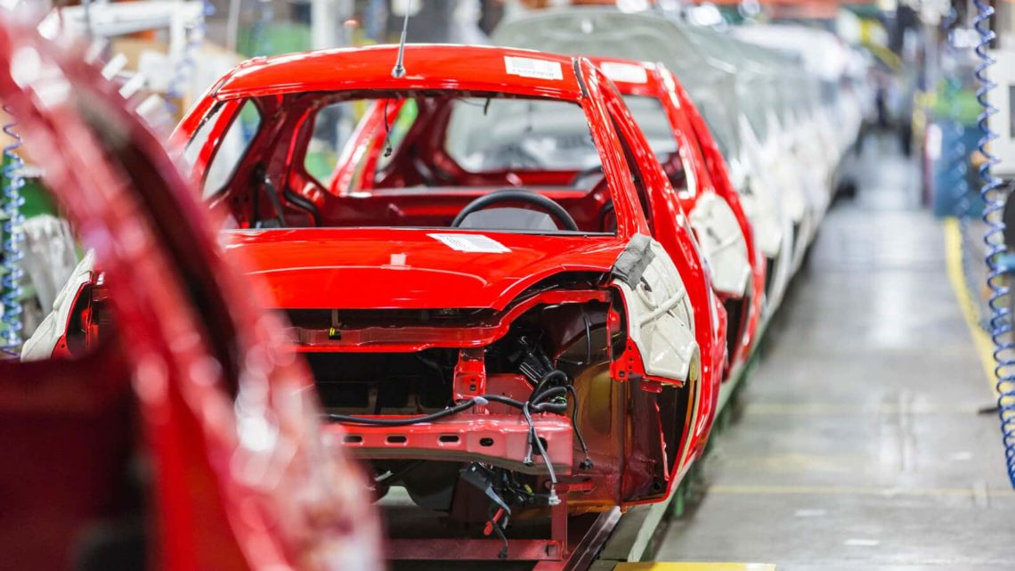 Overview Of The Structure Of The UK Automotive Business Supply Chain Uk Statistics