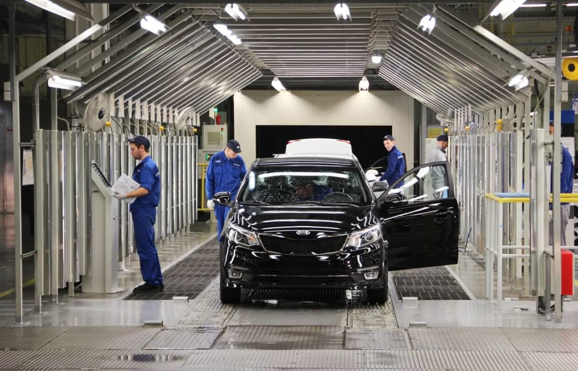 Productivity In The Indonesian Automotive Sector Automotive Industry 2018