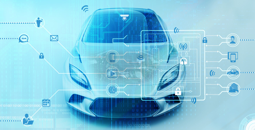Wireless IoT In The Automotive Industry