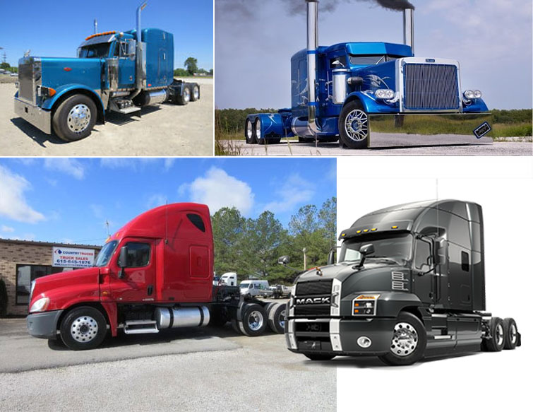 Top Tips When Purchasing Semi-Trucks
