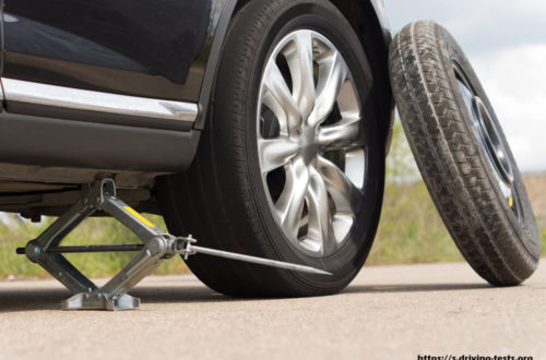 Common Auto Emergencies - Flat Tires and How to Fix Them for Beginner Drivers and Auto Owners