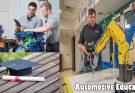 Preparing for an Automotive Service Technician Profession Via Greater Education