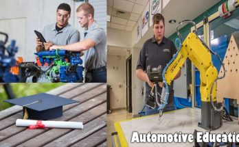 Preparing for an Automotive Service Technician Profession Via Greater Education